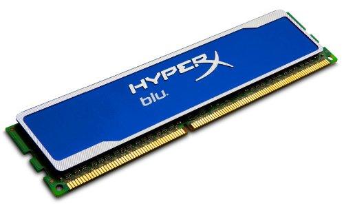 Kingston Technology HyperX Blu 1 GB Desktop Memory Single DDR2 800 (PC2 6400) 240-Pin DDR2 SDRAM KHX6400D2B1/1G (Kingston Digital Hyperx Predator)