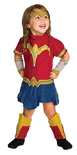 Rubie's Costume Justice League Wonder Romper Costume, Toddler, -
