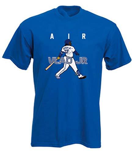 Toronto Blue Shirts - Blue Toronto Air Vlad Jr Pic T-Shirt Toddler