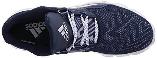 Adidas Men's Gameday Football Training Shoe Collegiate Navy/Platinum outlet with paypal order buy cheap purchase cheap price wholesale price eL1UVVr