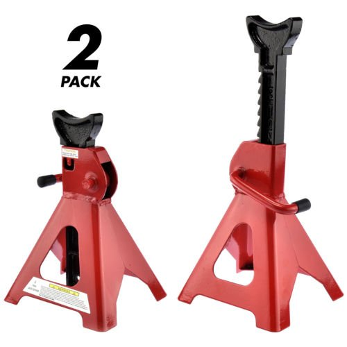 jack-stands-3-ton-pair-car-truck-automotive-heavy-duty-lift-lock-garage