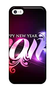 High Quality ZippyDoritEduard New Year 2011 Skin Case Cover Specially Designed For Iphone - 5/5s