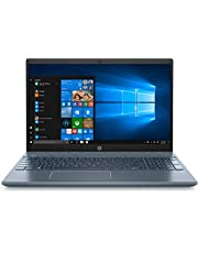 2019 HP Pavilion 15-CS Home and Business Series Laptop - Intel Core i7-8550U 4.0GHz Max, 15.6-Inch FullHD, Eng-KB, Windows 10, Silver (i7 | 8GB | 512GB | Gold)