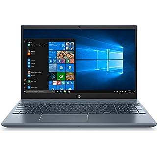 "HP Pavilion 15.6"" FHD AMD Ryzen 5 3500U AMD Radeon Vega 8 Graphics 8GB RAM 128GB SSD 1TB HDD Webcam Windows 10 Blue Laptop"