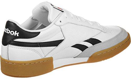 40 Gum Reebok Herren EU Plus Tennisschuhe Black 5 White Revenge Weiß 71wU1qrBY