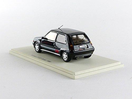 Spark s3845 - Renault R5 GT Turbo - 1986 - Escala 1/43 - negro: Amazon.es: Juguetes y juegos
