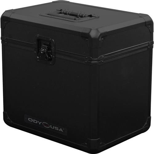 """Odyssey Innovative Designs Krom 12"""" Vinyl and LP/Utility Carrying Case"""