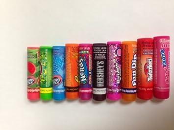 HersheyS HersheyS - Velvet Sweet Chocolate Lip Balm - 0.35 Oz (Only One) Girls Rule Lip Balm, 2 Ct