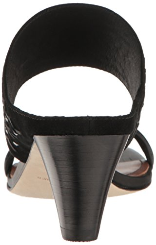 Donald J Pliner Femmes Robe Sandale Noire