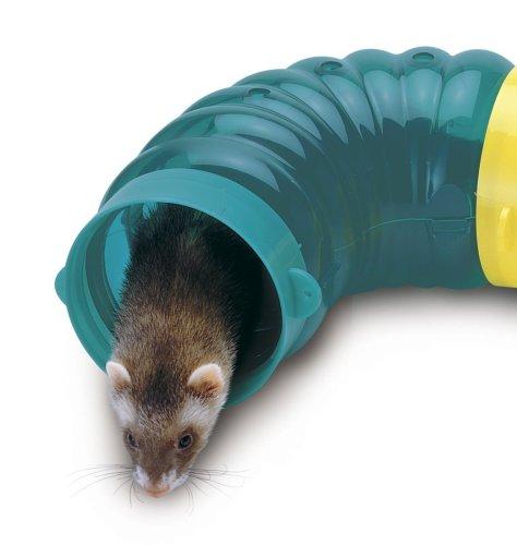 Funnel Ferretrail - Super Pet FerreTrail Fun-nels, Elbow Tube, Colors Vary