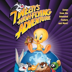 Rhino Flying - Tweety's High-Flying Adventure
