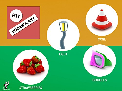 Bit Vocabulary  7 More School Equipment and Toys & Games (No Dialogue)