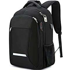 Multi-function SmartTech Travel Campus School Backpack for teensBoys and Girls Anti Theft Rucksack 17 Inch Computer Work Business Backpack for Men and Wome                                              Features of Business Ba...