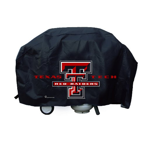 NCAA Texas Tech Red Raiders Deluxe Grill Cover (Raiders Bbq Cover compare prices)