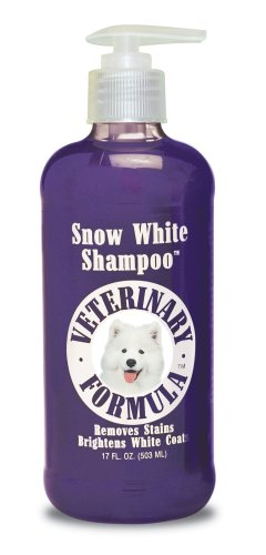 Synergy Veterinary Formula Snow White Shampoo, 17 Ounce