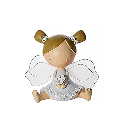 Kids or Baby Fairy Money Bank Piggy Bank Coin Box Gift Girls Baby Shower Present Gift: Toys & Games