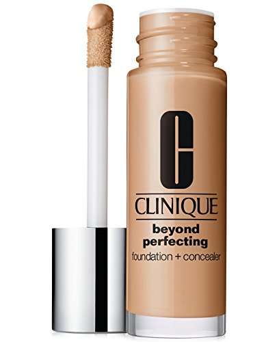 Clinique Beyond Perfecting Foundation + Concealer CN 70 Vanilla (MF), 1 oz / 30 ml