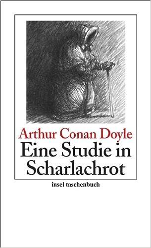 Eine Studie Scharlachrot: Roman