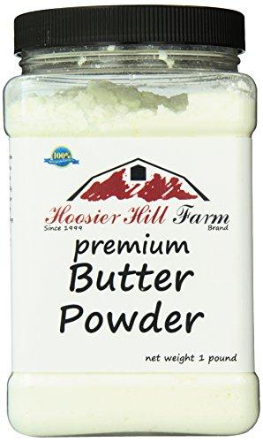Hoosier Hill Farm Real Butter powder, 1