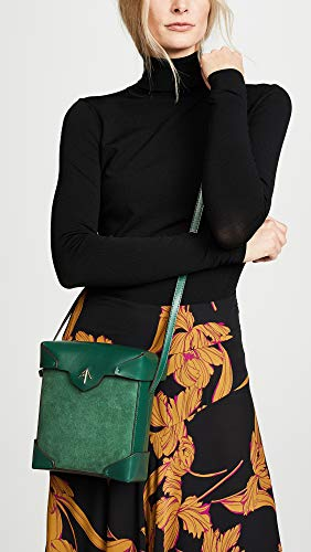 Atelier Emerald Bag Green Pristine Mini MANU Women's Monte Box Green dF6nxFTX8w