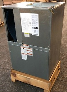"""ALLIED AIR ENTERPRISES 5MCE4-10-241P-1A/13D18A 2 TON""""MAGIC-PAK"""" SERIES UPFLOW ELECTRIC COOLING/ELECTRIC HEATING PACKAGED UNIT/W 5 KW ELECTRIC HEAT, 10 EER 208-230/60/1 R-410A CFM:940"""