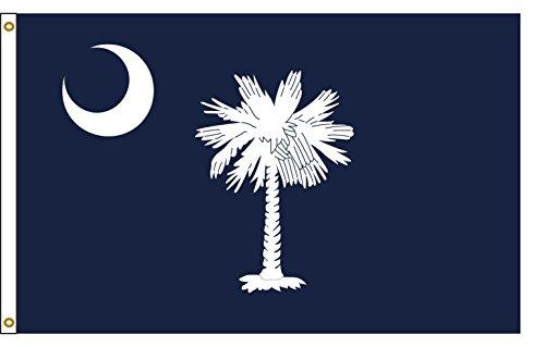 South Carolina 3ftx5ft Nylon State product image