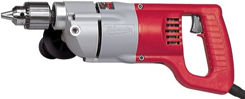 Milwaukee 1250-1 HoleShooter 1/2-Inch Drill with D-Handle Reversing