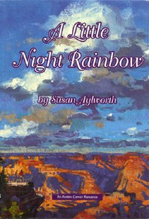 book cover of A Little Night Rainbow