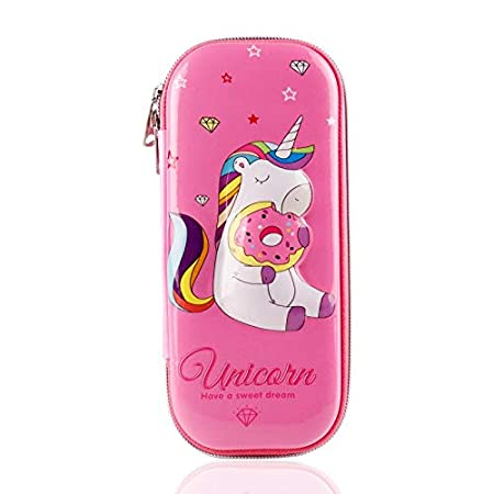 Amazon.com : Best Quality - Pencil Cases - Unicorn Pencil ...