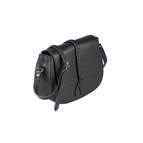 OBC Only-Beautiful-Couture - Bolso al hombro para mujer rosa altrosa ca.: 17x25x10 cm (BxHxT) negro