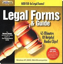 Legal Forms & Guide 2.0  10+ by Victory Multimedia