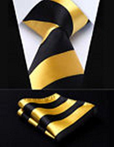 [Dream Pole PP904Y8S Yellow Black Stripe 3.4