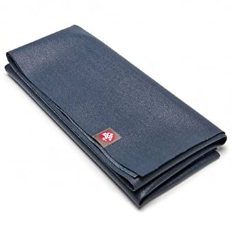 Amazon.com: Manduka eKO SuperLite Yoga Mat - Midnight ...