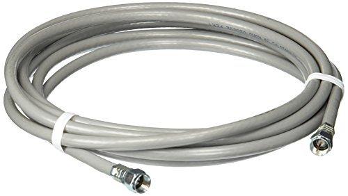 Winegard CX0612 12' RG-6 Cable/Connector with O-Ring (Truck Audio 12')