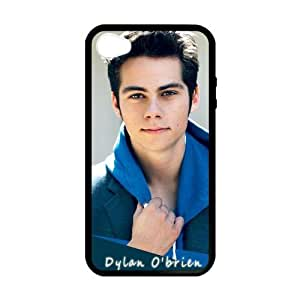 iPhone 4 Case, [dylan o'brien] iPhone 4,4s Case Custom Durable Case Cover for iPhone4s TPU case (Laser Technology)