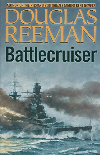 Battlecruiser (Modern Naval Fiction Library Book 4)