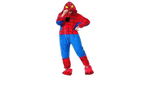 Molly Animal adulto, kigurumi pijama Anime pijamas obligada Onesie XL araña para hombre: Amazon.es: Ropa y accesorios