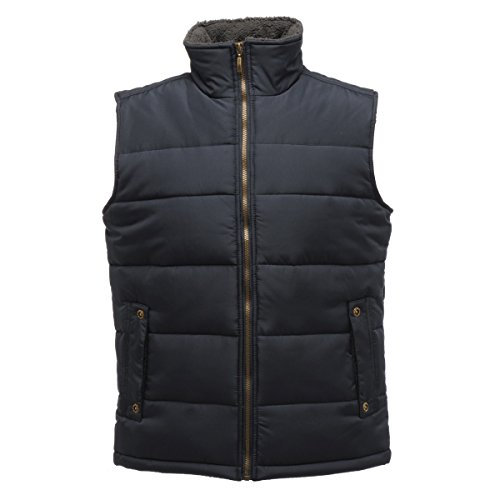Standout Altoona Bodywarmer, Seal_Grey_(Solid), XL