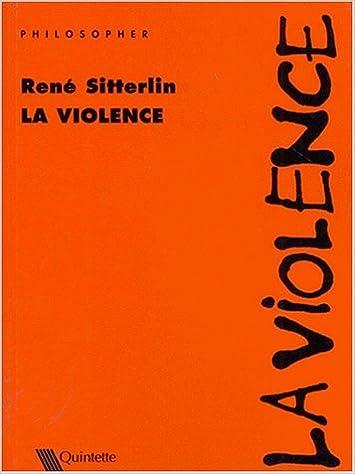 En ligne téléchargement La violence epub pdf