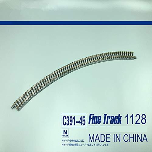 Sala-Ctr - 1:160/N scale Train model track for building train railroad layout scenery landscape