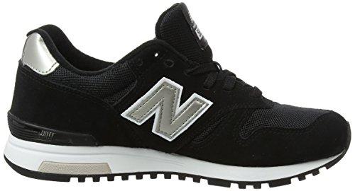 Wl565 Negro Deporte Balance Zapatillas Unisex de Kgw Adulto Kgw Negro Wl565 New vx84x