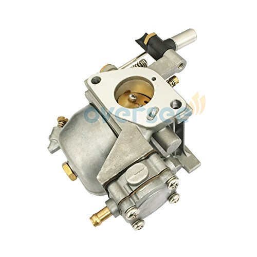 OVERSEE 13200-91D21 13200-939D1 Outboard Carburetor for Suzuki 15HP DT15 DT9.9 - Outboard 9.9 Suzuki
