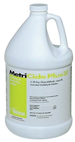(METREX METRICIDE PLUS 30® DISINFECTING SOLUTION , Sterilization and Infection Control ,)