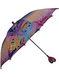Little Girls My Little Pony Rainbow Character's Umbrella, Multi, One Size