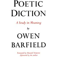 Poetic Diction: A Study in Meaning (Wesleyan Paperback)