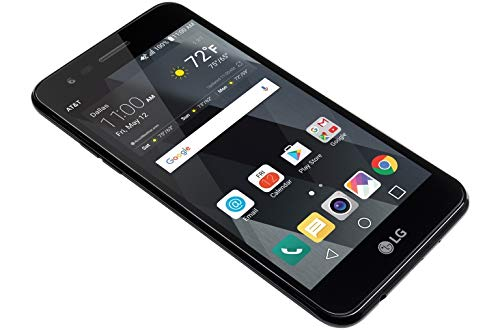 AT&T Prepaid ZTE Maven 3 4G LTE Smartphone Cell Phone. Unlimited Calling, Texting, Data. 5