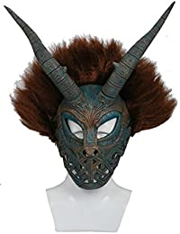 Killmonger Mask Costume Accessories For Adult Halloween Resin