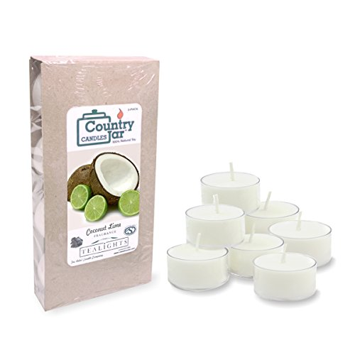 Country Jar Tealights 10 20 30 Products product image