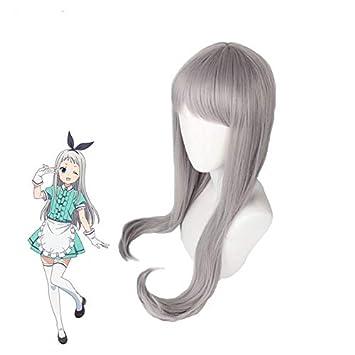 ab9717a2a8 Amazon.com : Blend S Cosplay Wigs Maika Sakuranomiya Kaho Hinata ...