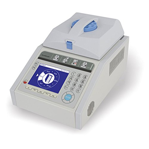 Azzota Gradient PCR -Thermal Cycler, Windows operating system, user-friendly interface, Large 5.6-inch high-definition color LCD screen -